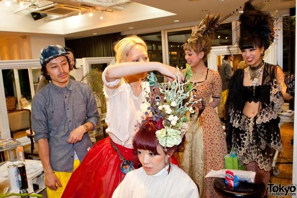 Hitomi Nomura Hair Style