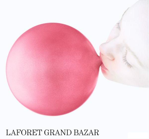 LaForet Grand Bazar Bubble Girl