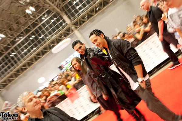 Tokio Hotel Tom & Bill in Japan