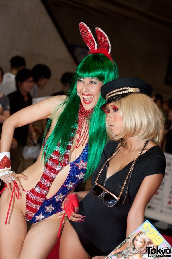 MTV Music Aid Japan Girls
