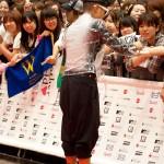 Verbal at MTV Japan