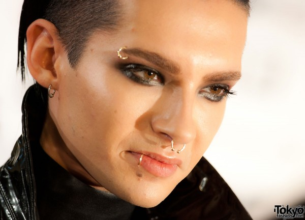 Bill from Tokio Hotel in Japan