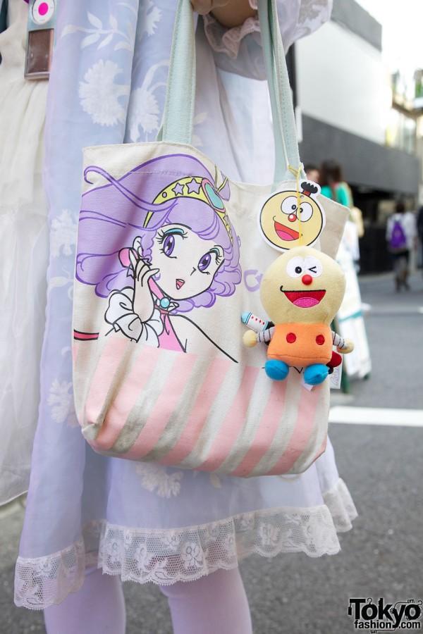 Creamy Mami Bag