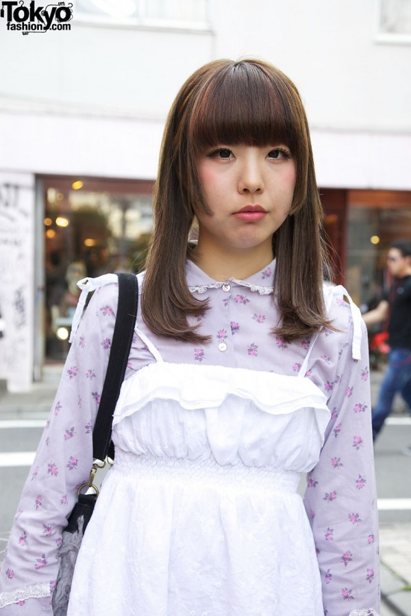 Resale Dress in Harajuku