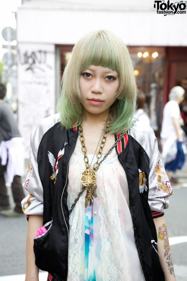 Japanese Sukajan Jacket