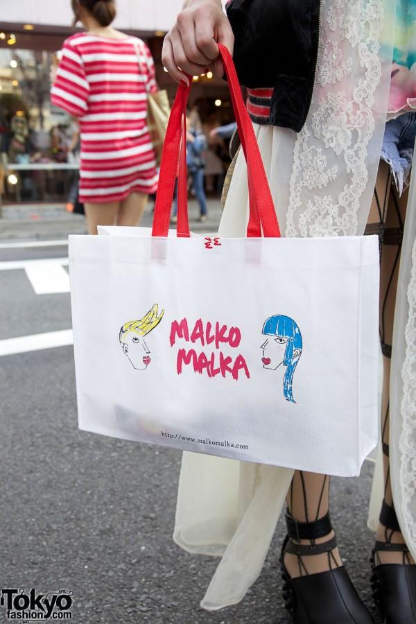 Malko Malka Bag