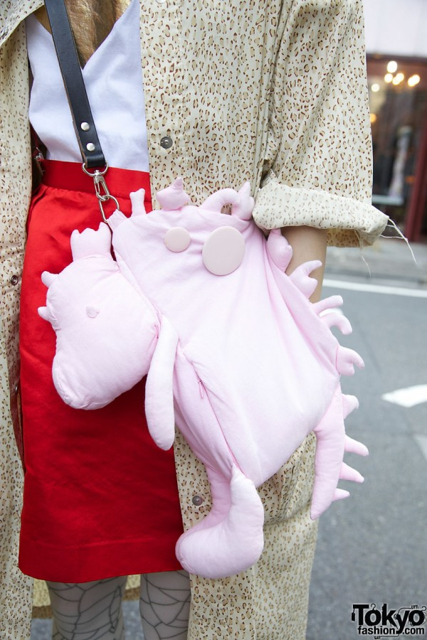 Monster Purse in Harajuku
