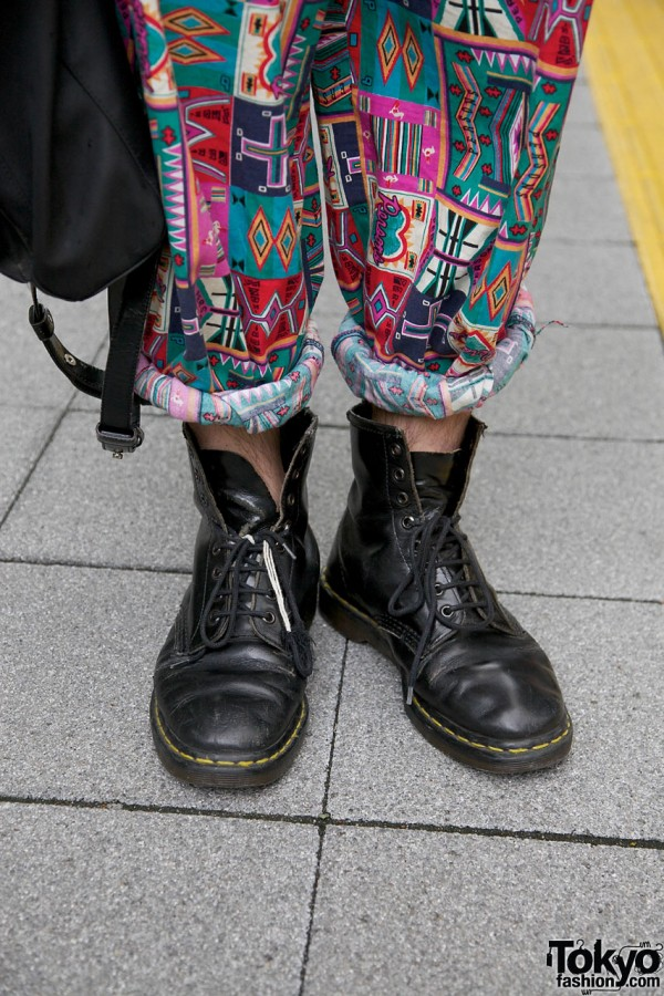 Dr. Martens Boots in Tokyo