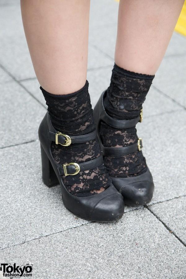 Murua Platform Heels