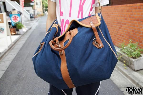 Duffel bag from Inpaichthys Kerri