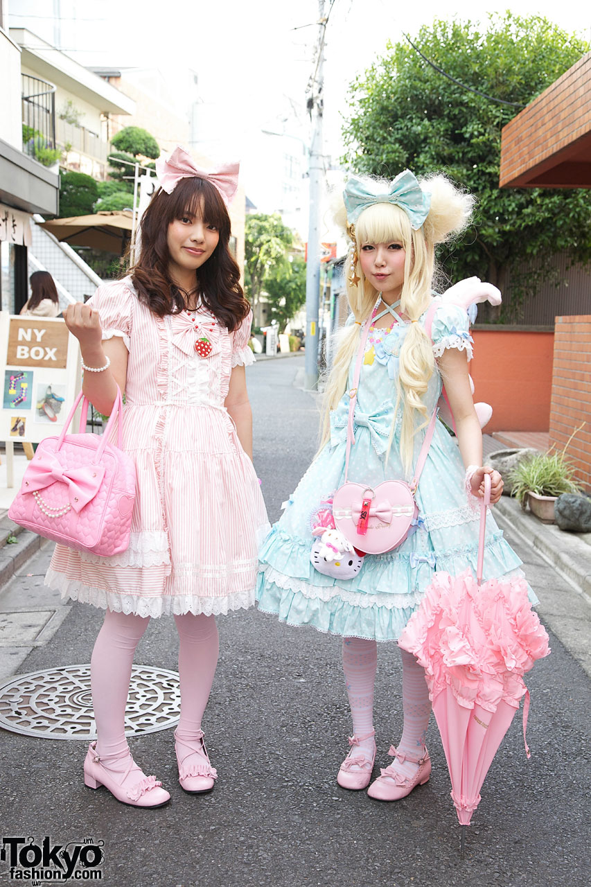 Japanese Sweet Lolita Fashion