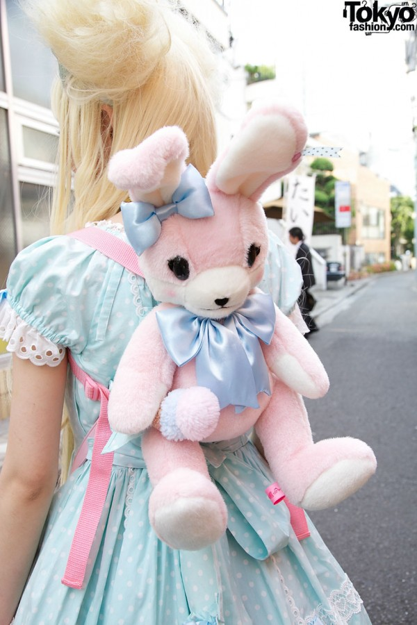 Angelic Pretty Lyrical Bunny Backpack