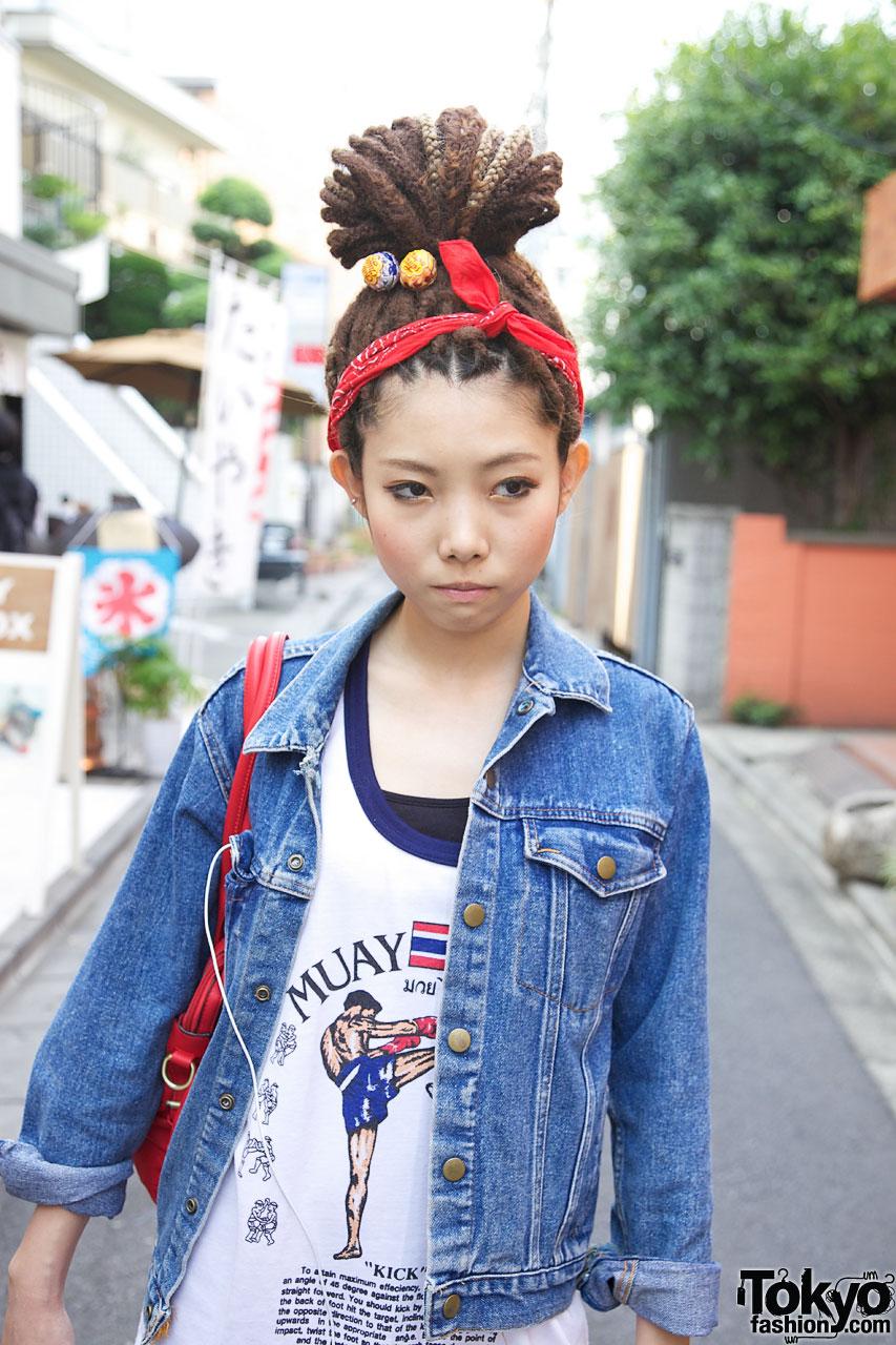 girl homemade Japanese