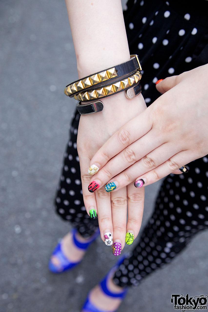 Japanese Nail Art – Tokyo Fashion News
