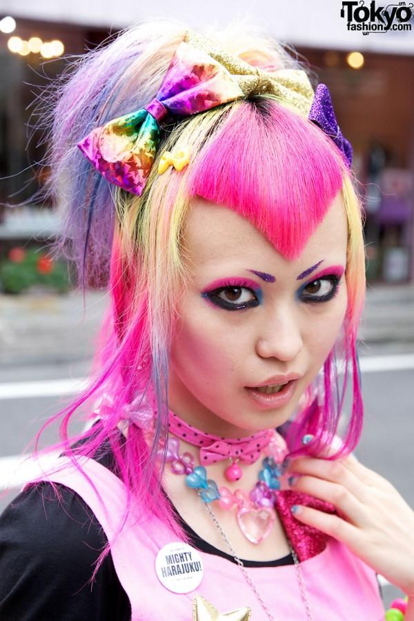 Amazing Harajuku Hairstyle