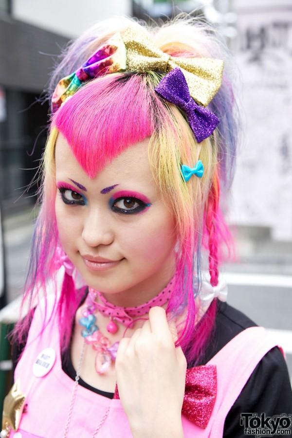 Vani's 6%DOKIDOKI Hair Bows