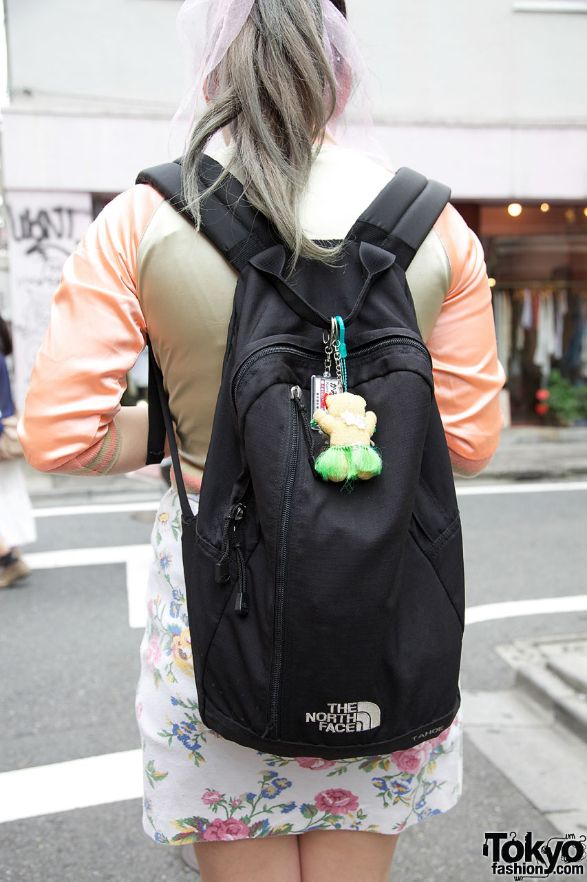 The North Face Backpack – Tokyo Fashion News