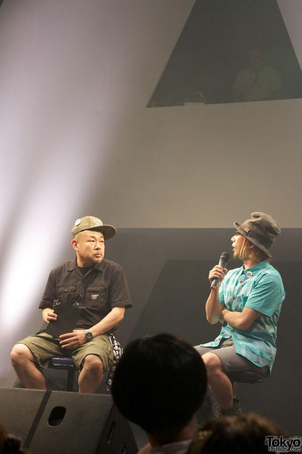 Yasumasa Yonehara & Sebastian Masuda