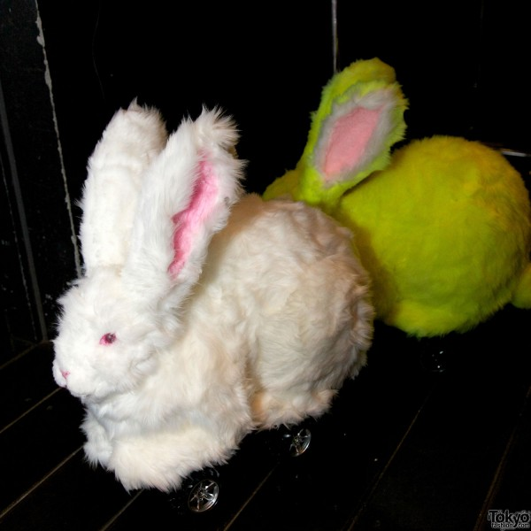 6%DOKIDOKI Robo-Rabbits