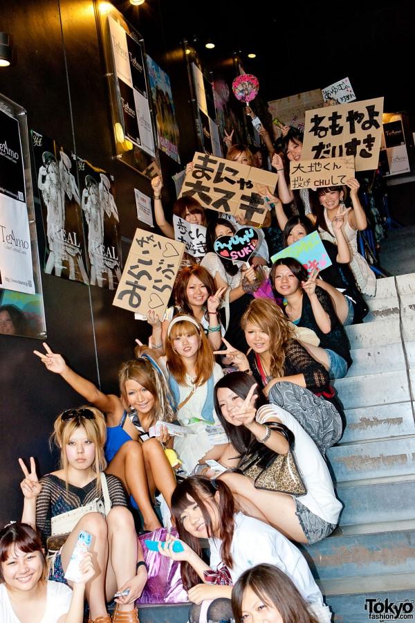 Campus Summit 2011 Pictures – Shibuya Fashion, Gal Doll, PlayZ, CIEL, Misaki & More