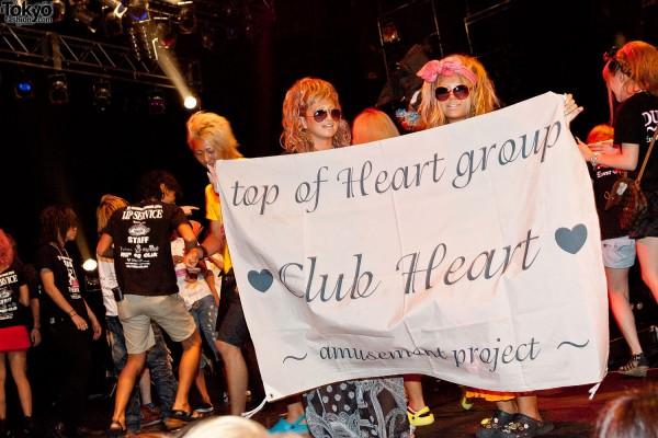 Club Heart at Campus Summit