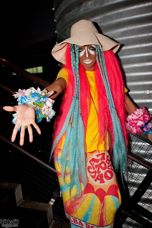 Yamanba Style In Shibuya Tokyo Fashion News