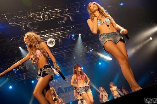 Shibuya Gals x Yumachi & Aina