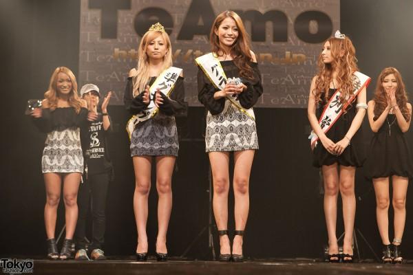 Japanese Models at Campus Summit Shibuya
