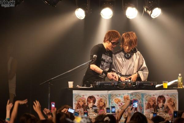 Yuki Inagaki aka DJ GAKKY