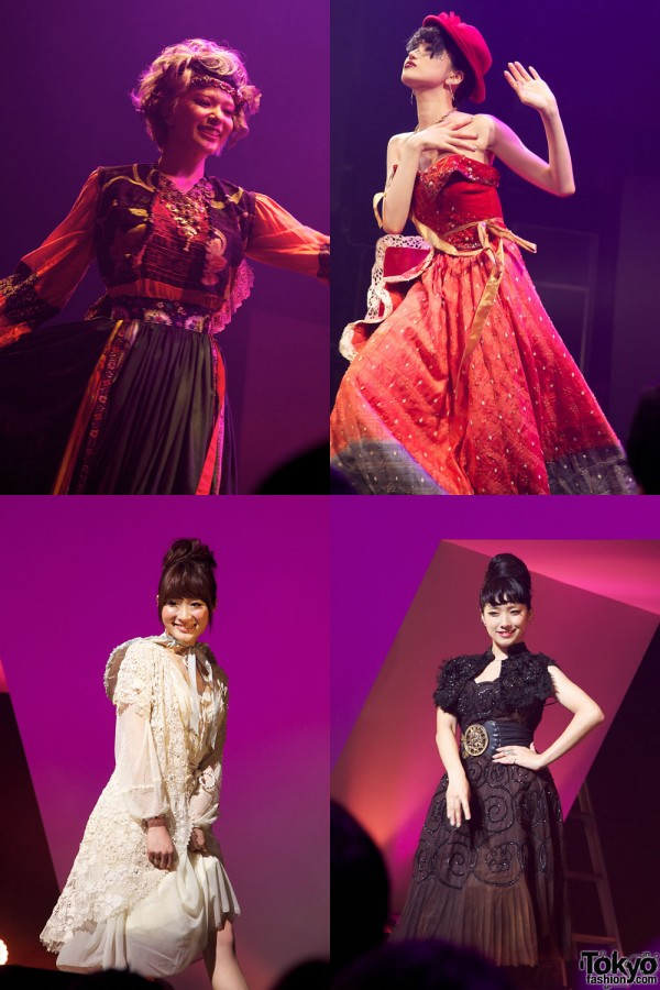 Grimoire Tokyo Fashion Show