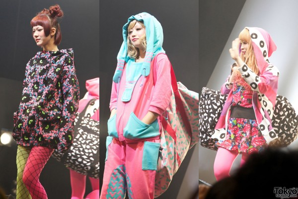 Galaxxxy Tokyo Fashion Show