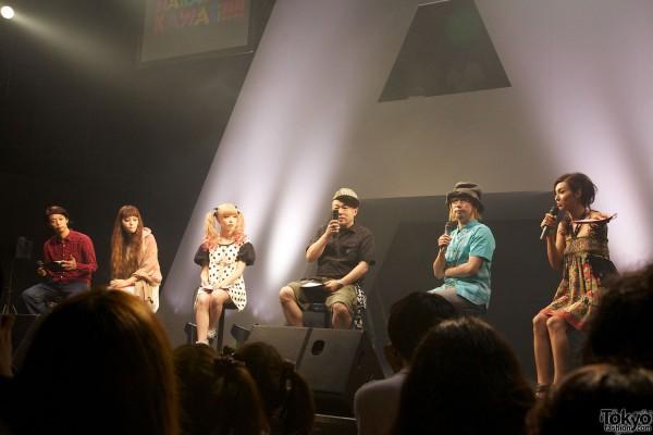 History of Harajuku Talk - Kyary, Yone, Sebastian