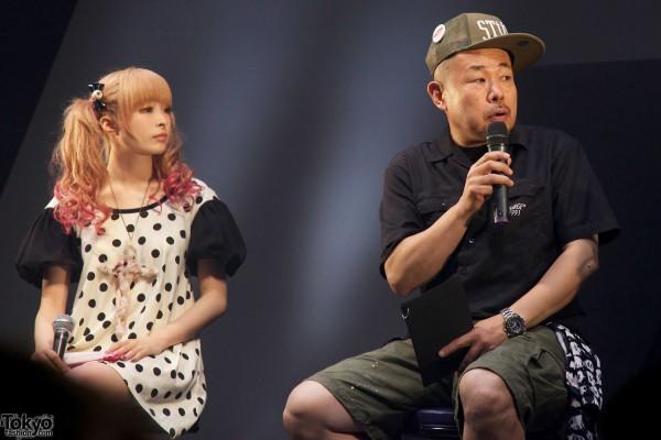 History of Harajuku Talk - Kyary, Yone