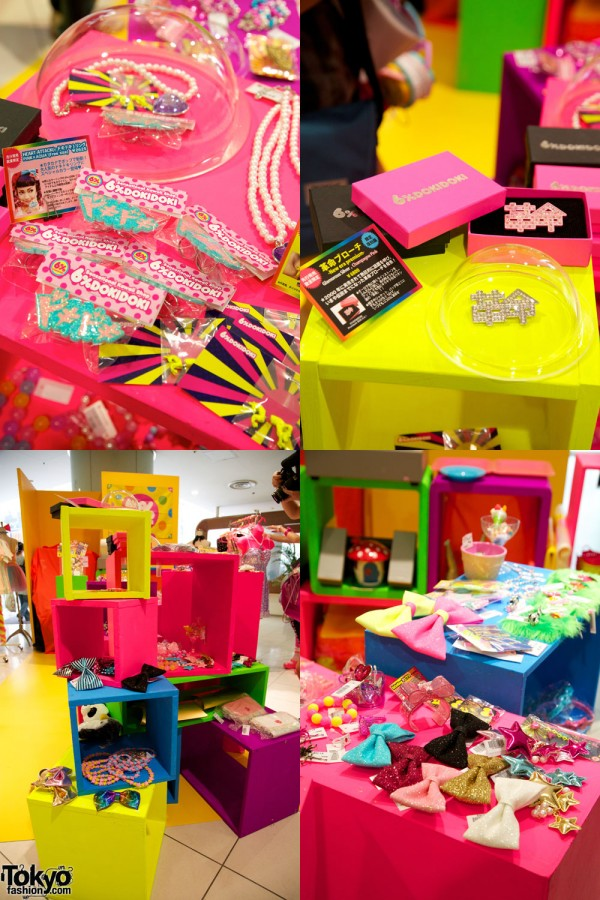 6%DOKIDOKI Shop at Parco Shibuya