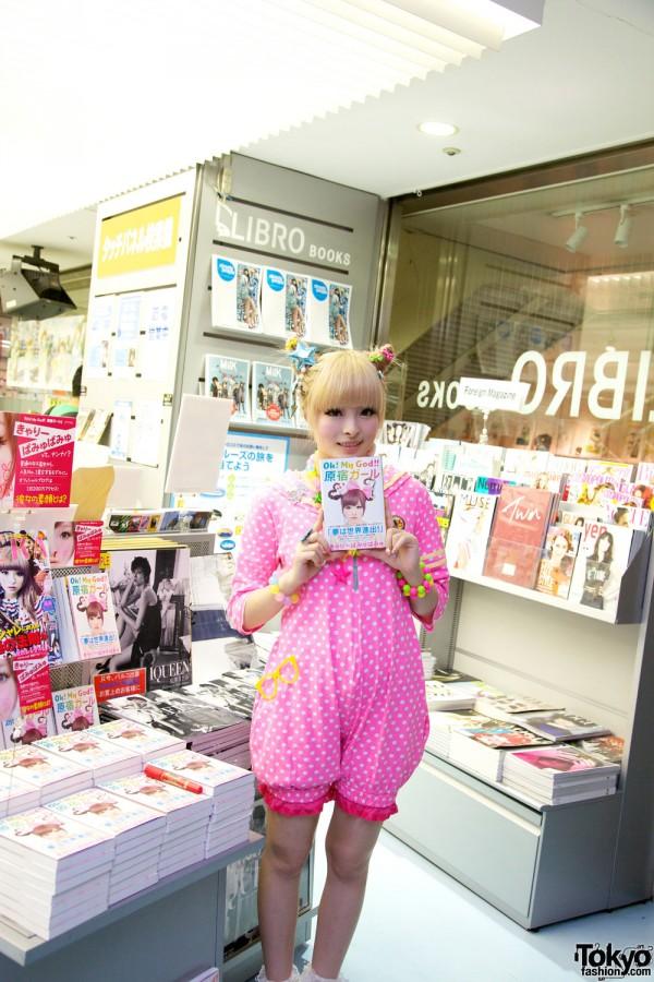 Harajuku Girl Kyary Pamyu Pamyu