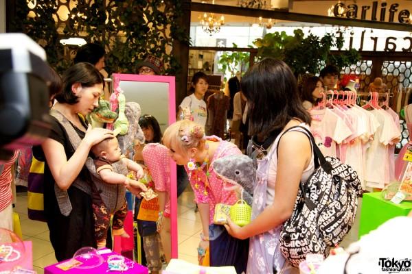 Kyary Pamyu Pamyu x 6%DOKIDOKI Popup Shop