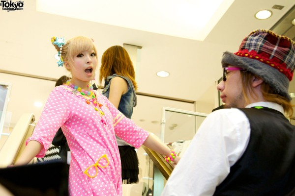 Kyary being funny
