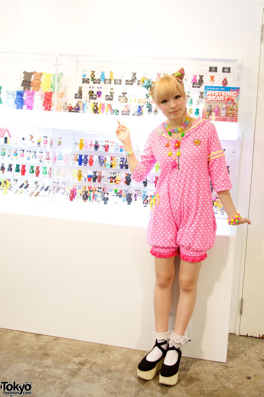 Kyary Pamyu Pamyu X Bearbricks Tokyo Fashion News