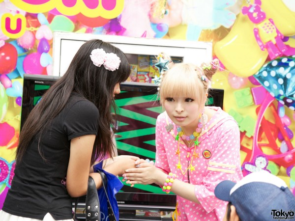 Kyary Pamyu Pamyu Talking to Her Fans