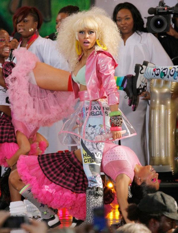 Nicki Minaj x Shojono Tomo