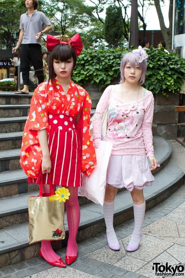 Harajuku Summer Fashion