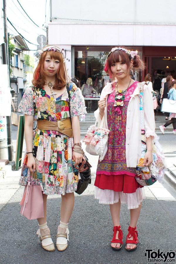 Incomplete Alchemist Designers' Vintage & Handmade Harajuku Style