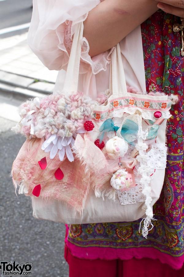 Incomplete Alchemist Handbag