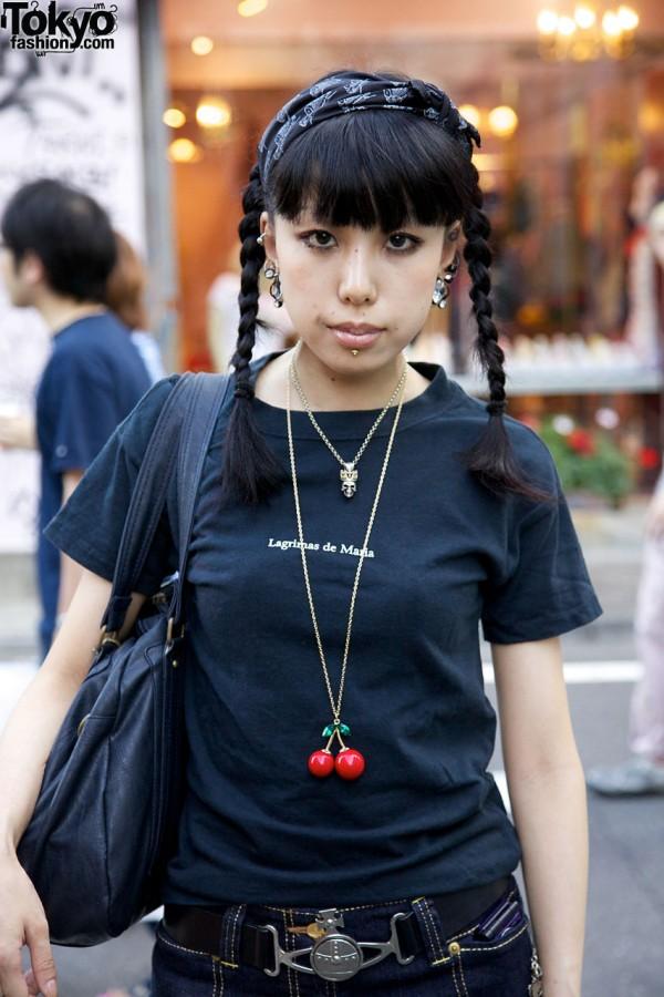Kaori Kawamura Sorrow T-Shirt
