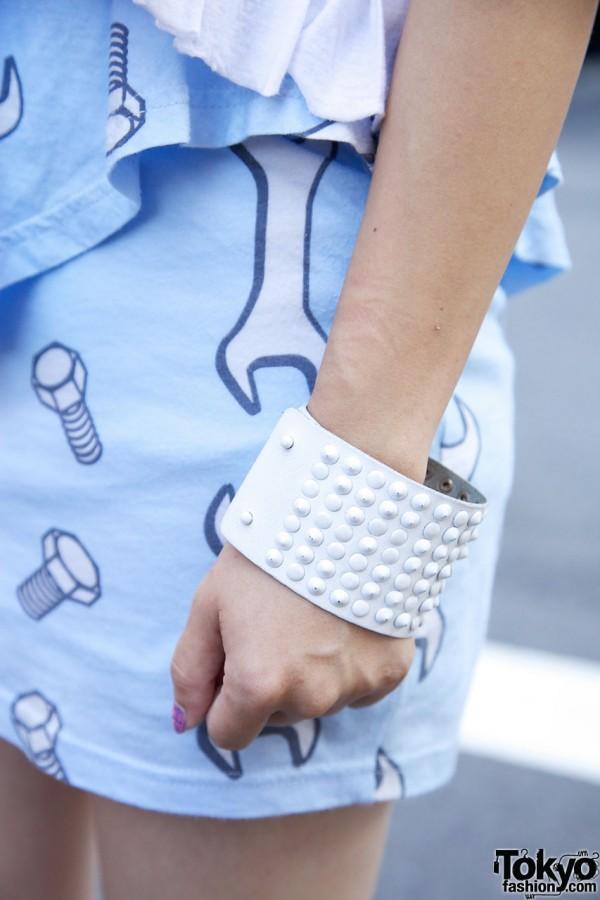 Studded Bracelet in Harajuku