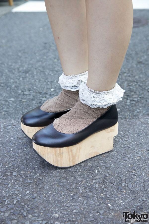 Body Line rocking horse shoes