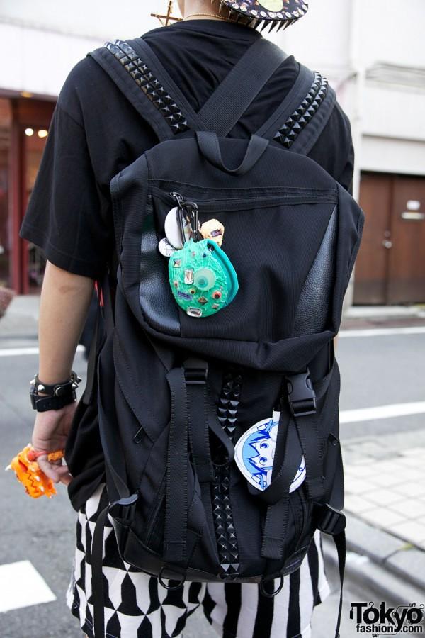 Studded Memento Backpack
