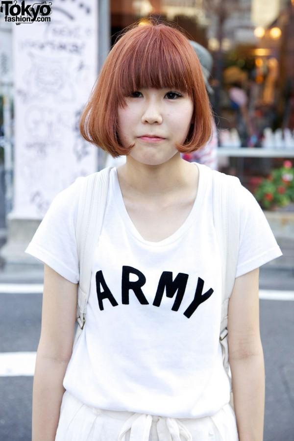 Army t-shirt from Lowrys Farm