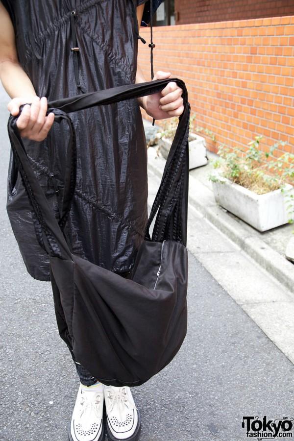 Black Limi Feu bag