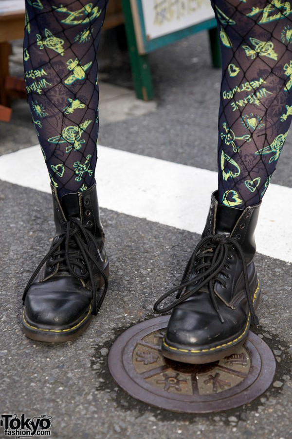 Vivienne Westwood Stockings & Boots